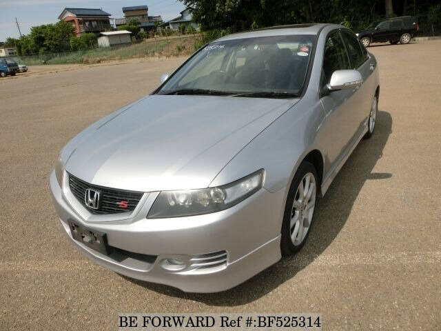 Honda Accord 2006 For Sale >> Used 2006 Honda Accord Type S Aba Cl9 For Sale Bf525314 Be