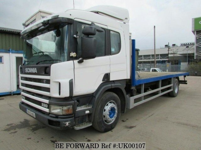 Used 2000 SCANIA SCANIA OTHERS 94D SLEEPERCAB/- for Sale