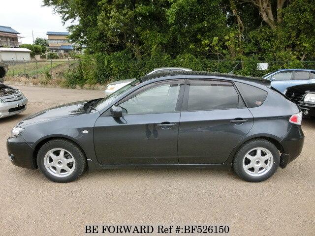 Used 2007 Subaru Impreza 15s Dba Gh2 For Sale Bf526150 Be Forward