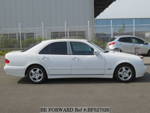 Used 2001 mercedes benz e class e240 avantgarde limited gf for 2001 mercedes benz e320 for sale