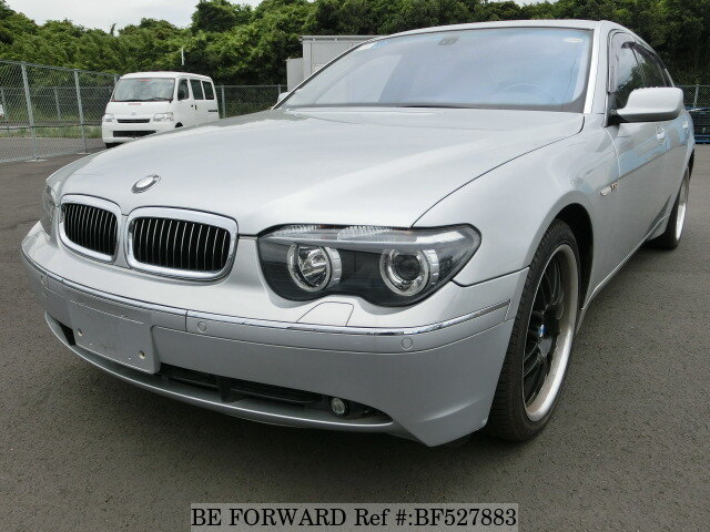 Used 2006 BMW 7 SERIES 760LI/GH-GN60 for Sale BF527883 - BE FORWARD