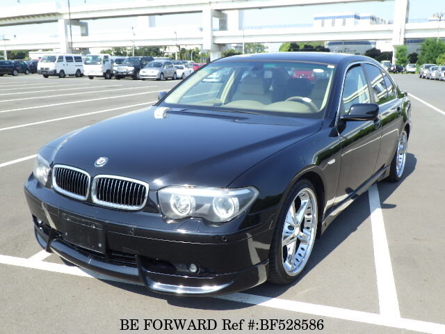 Used 2002 BMW 7 SERIES BF528586 For Sale