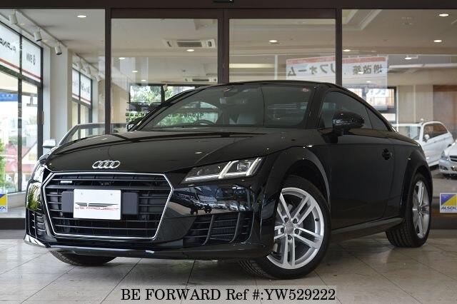 Used AUDI TT TFSI QUATTRO For Sale YW BE FORWARD - Audi tts for sale