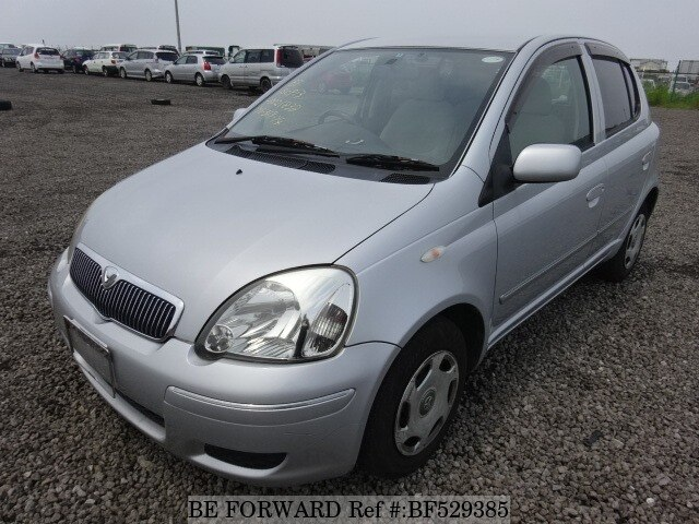 Used 2003 TOYOTA VITZ CLAVIAUASCP13 for Sale BF529385  BE FORWARD
