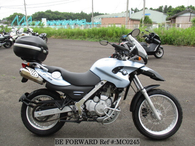 Used 2001 Bmw F650gs Wb10172 For Sale Mc0245 Be Forward
