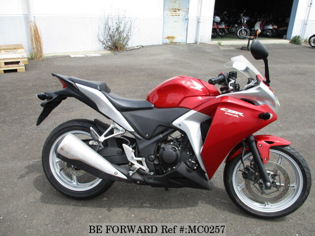 Used HONDA CBR250R-3/MC41 for Sale MC0257 - BE FORWARD