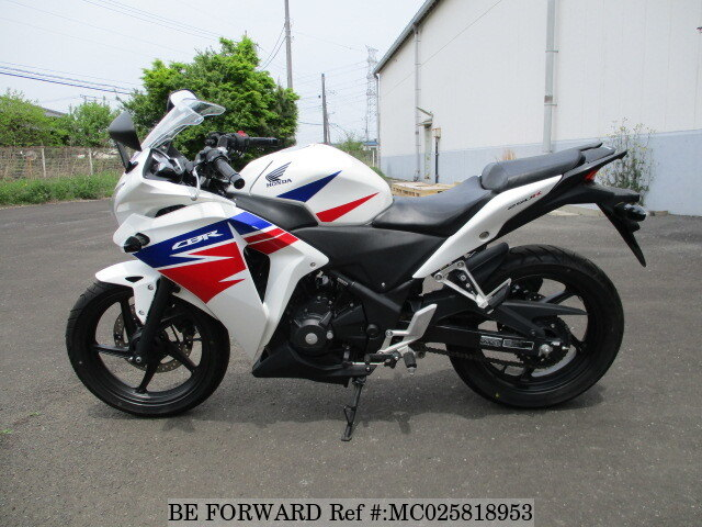 Used HONDA CBR250R-3/MC41 for Sale MC0258 - BE FORWARD