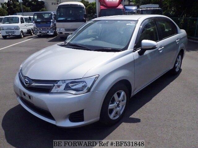 Used 2014 Toyota Corolla Axio 1 5x Dba Nze161 For Sale Bf531848 Be