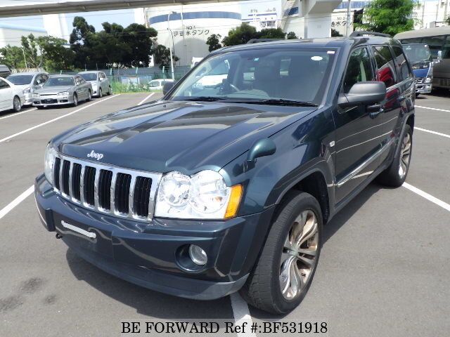 used 2007 jeep grand cherokee limited 5.7 hemi/gh-wh57 for sale