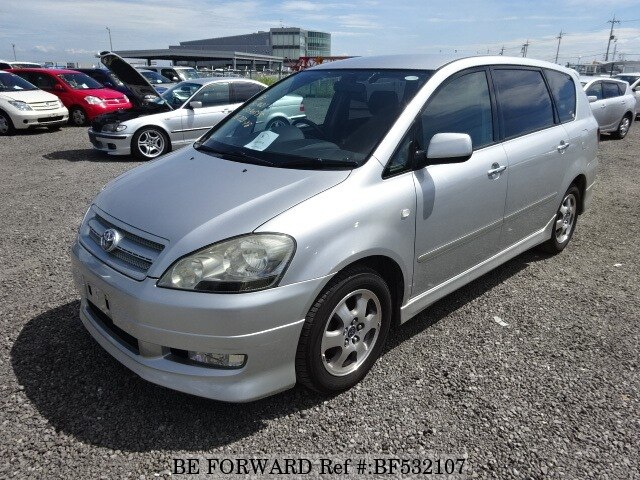 Used 2002 toyota ipsum 240sta acm21w for sale bf532107 be forward used 2002 toyota ipsum bf532107 for sale fandeluxe Gallery