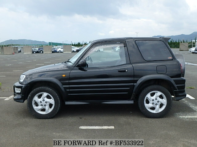 used 1999 toyota rav4 g aero sports package gf sxa10w for sale bf533922 be forward. Black Bedroom Furniture Sets. Home Design Ideas