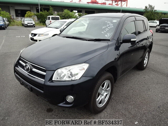 used 2011 toyota rav4 style dba aca36w for sale bf534337 be forward. Black Bedroom Furniture Sets. Home Design Ideas