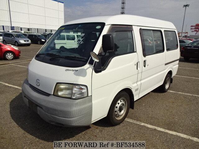 Used 2000 MAZDA BONGO VAN DX/GE-SK82V for Sale BF534588 - BE FORWARD