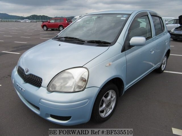 Used 2003 TOYOTA VITZ U L PACKAGEUASCP13 for Sale BF535510  BE