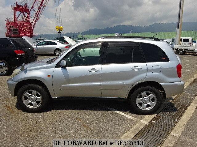 Toyota Rav4 Aca21 >> Used 2000 TOYOTA RAV4 L X G PACKAGE/TA-ACA21W for Sale BF535513 - BE FORWARD