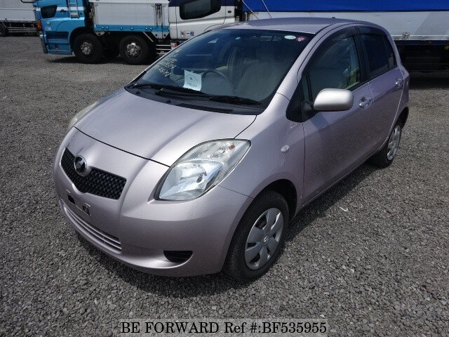 Used 2006 TOYOTA VITZ FCBANCP95 for Sale BF535955  BE FORWARD