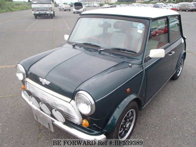 Used 1995 Rover Mini Cooper 13ie Xn12a For Sale Bf539389 Be Forward