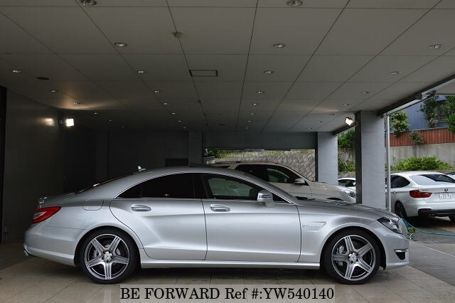 used 2014 mercedes benz cls class cls63 amg for sale yw540140 be forward. Black Bedroom Furniture Sets. Home Design Ideas