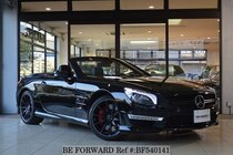 Used 2014 MERCEDES-BENZ SL-CLASS YW540141 for Sale for Sale
