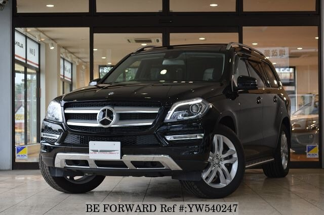 Used 2015 MERCEDES BENZ GL CLASS YW540247 For Sale Imagem ...