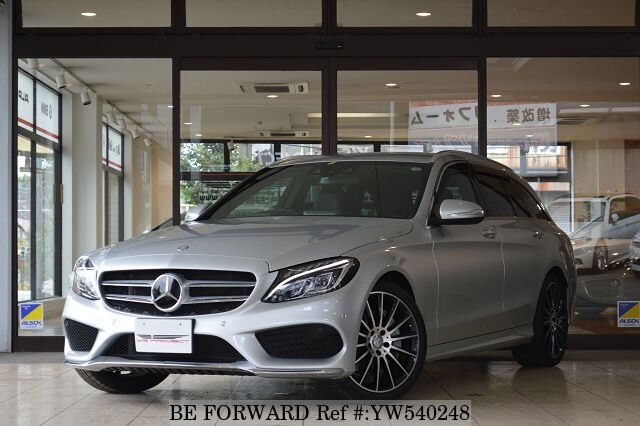 Used 2015 mercedes benz c class c250 station wagon sport for Used mercedes benz station wagons for sale