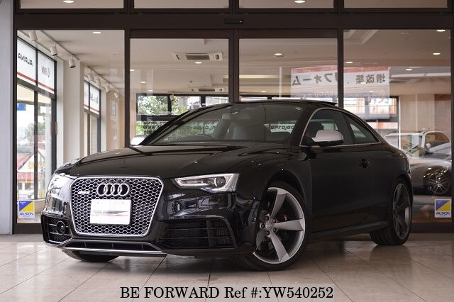 Used 2014 AUDI RS5/- for Sale YW540252 - BE FORWARD