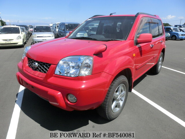Used 2001 NISSAN X-TRAIL GT/GH-PNT30 for Sale BF540081 - BE FORWARD