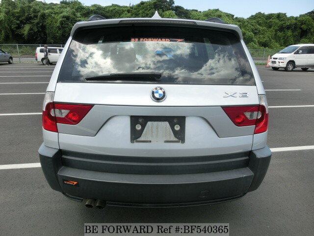 2004 bmw x3 3 0i gh pa30 d 39 occasion en promotion bf540365 be forward. Black Bedroom Furniture Sets. Home Design Ideas
