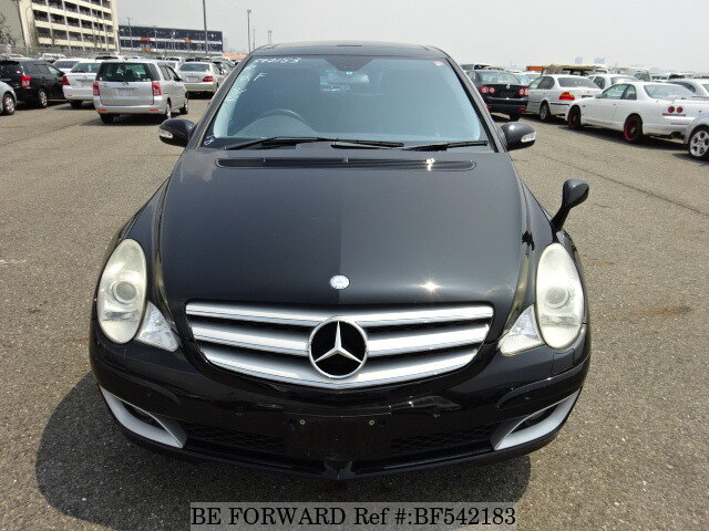 Used 2006 mercedes benz r class r350 4matic dba 251065 for for 2006 mercedes benz r350 4matic
