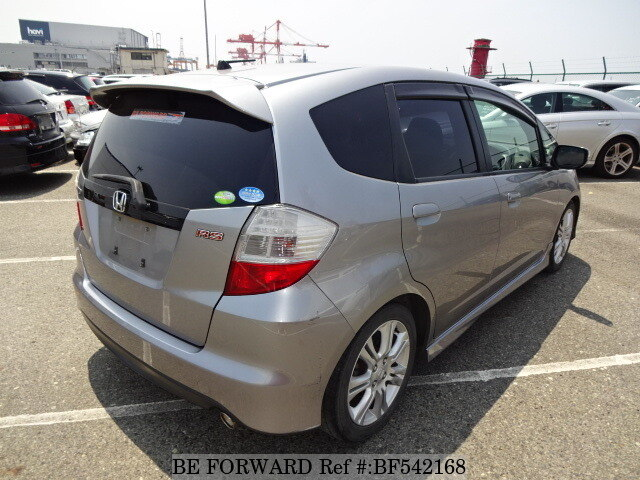 Used 2010 HONDA FIT RS L PACKAGEDBAGE8 for Sale BF542168  BE
