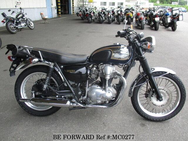 Used 1999 Kawasaki W650ej650a For Sale Mc0277 Be Forward