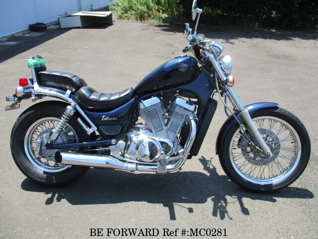 Used 1986 SUZUKI INTRUDER 750/VR71A for Sale MC0281 - BE FORWARD
