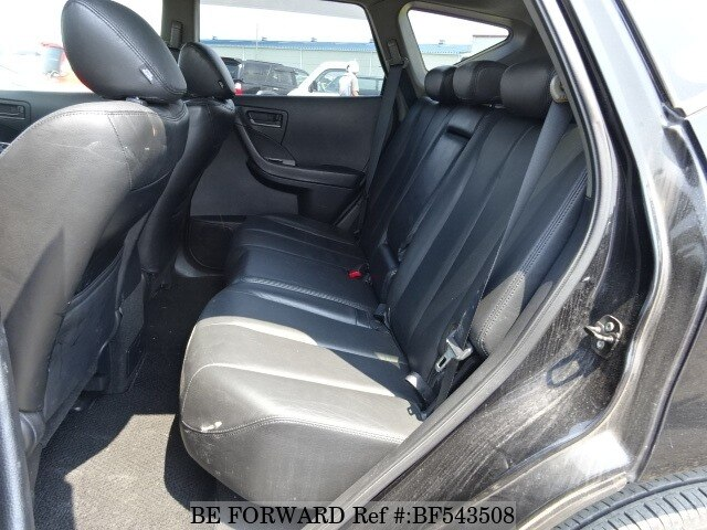 2005 nissan murano 350xv leather cba pnz50 d 39 occasion en. Black Bedroom Furniture Sets. Home Design Ideas