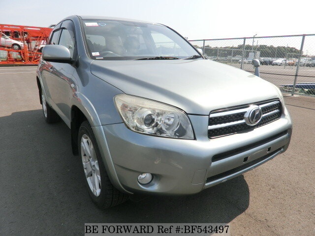 2005 toyota rav4 sports dba aca31w d 39 occasion en promotion bf543497 be forward. Black Bedroom Furniture Sets. Home Design Ideas