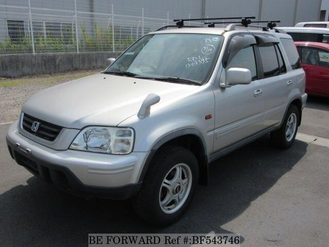 Used 1997 Honda Cr V Smart Scape E Rd1 For Sale Bf543746 Be Forward
