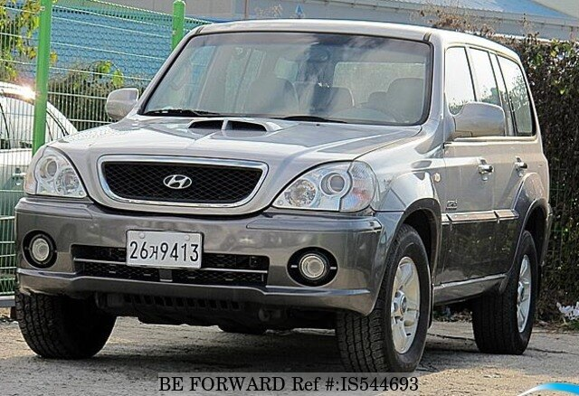 2004 hyundai terracan d 39 occasion en promotion is544693. Black Bedroom Furniture Sets. Home Design Ideas