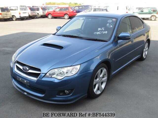 Used 2008 Subaru Legacy B4 2 0gt Cba Bl5 For Sale Bf544339 Be Forward