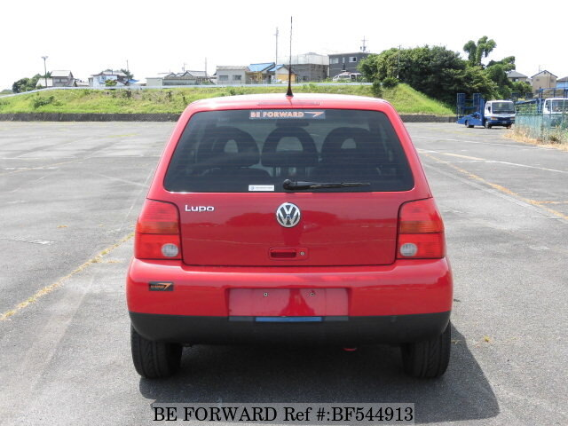 used 2003 volkswagen lupo gh 6xbby for sale bf544913 be forward. Black Bedroom Furniture Sets. Home Design Ideas