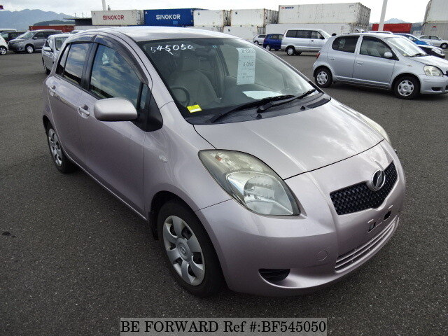 Used 2007 TOYOTA VITZ UDBASCP90 for Sale BF545050  BE FORWARD