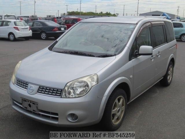 Used 2005 Nissan Lafestacba Nb30 For Sale Bf545259 Be Forward