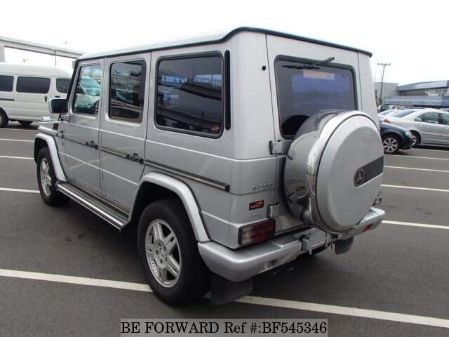 Used 1999 mercedes benz g class g500 l gf g500l for sale for Used mercedes benz g500 for sale