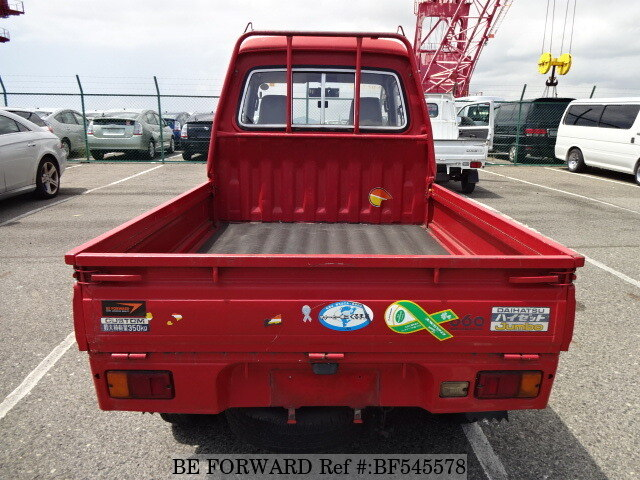 Used 1992 DAIHATSU HIJET TRUCK JUMBO CUSTOM/V-S82P For