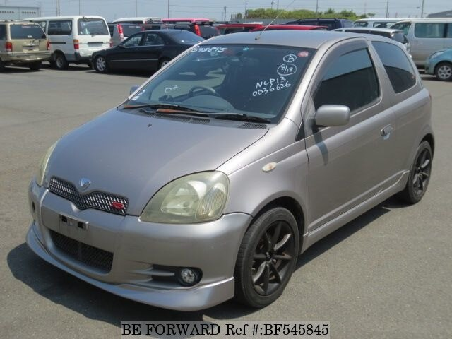 Used 2002 TOYOTA VITZ RSUANCP13 for Sale BF545845  BE FORWARD