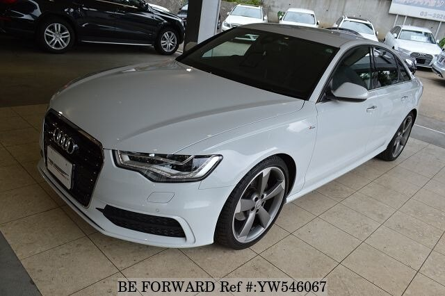 used 2015 audi a6 2 8 fsi quattro s line puls for sale yw546067 be forward. Black Bedroom Furniture Sets. Home Design Ideas