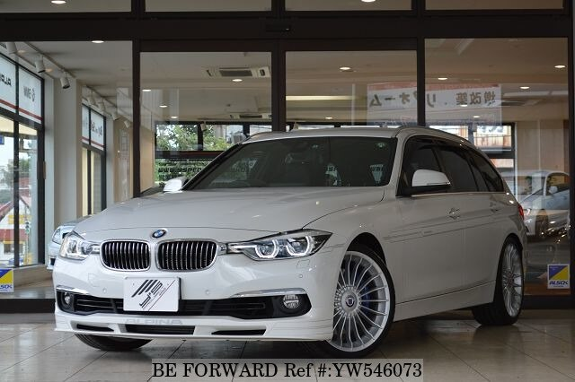 Used 2016 BMW ALPINA B3 BITURBO TOURING/- for Sale YW546073 - BE FORWARD