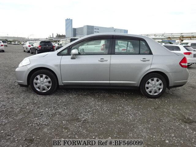 2005 Nissan Tiida Latio 15m  Dba-sc11 Usados  U00e0 Venda No Jap U00e3o Bf546099