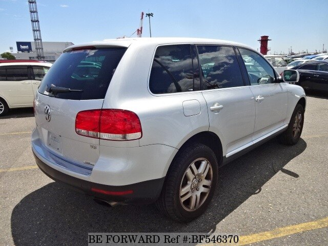 2003 volkswagen touareg v8 gh 7laxqa d 39 occasion en promotion bf546370 be forward. Black Bedroom Furniture Sets. Home Design Ideas