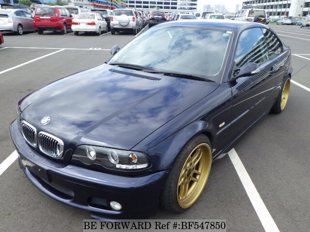 Used 2000 BMW 3 SERIES 318CIGFAL19 for Sale BF547850  BE FORWARD