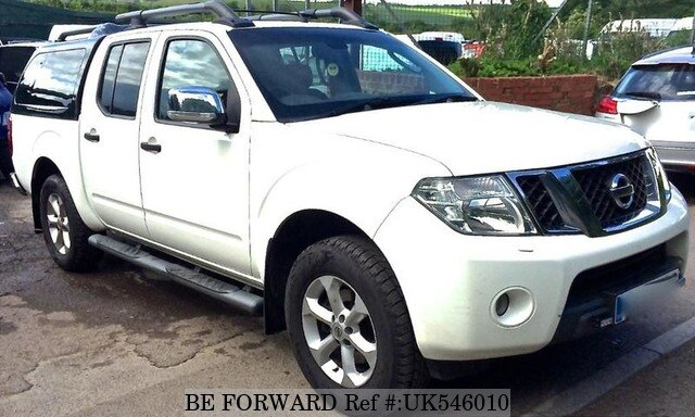 2010 nissan navara double cab d 39 occasion en promotion. Black Bedroom Furniture Sets. Home Design Ideas