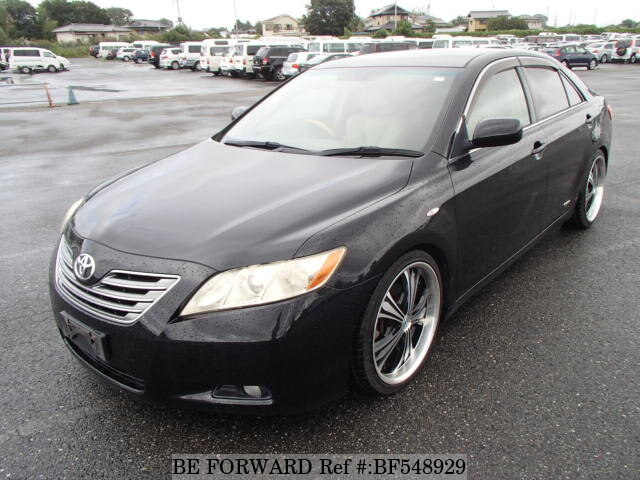used 2006 toyota camry g dignis edition dba acv40 for sale bf548929 be forward. Black Bedroom Furniture Sets. Home Design Ideas